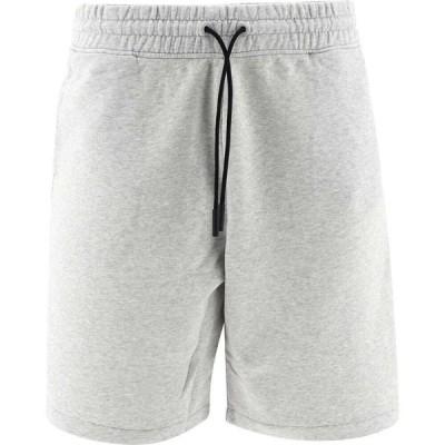 """マルセロバーロン Marcelo Burlon County of Milan メンズ ショートパンツ ボトムス・パンツ """"Cross Basket"""" Shorts Grey"""