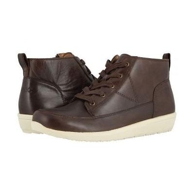 VIONIC バイオニック レディース 女性用 シューズ 靴 ブーツ レースアップブーツ Shawna - Brown