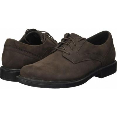 ダナム Dunham メンズ 革靴・ビジネスシューズ シューズ・靴 Jericho Oxford Smoke Nubuck