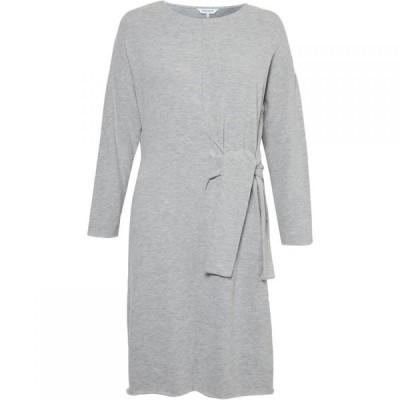 グレート プレインス Great Plains レディース ワンピース ワンピース・ドレス Kitten Soft Tie Dress Grey