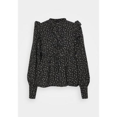 ファッションモンキー シャツ レディース トップス DEVON - Blouse - black