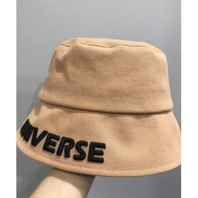 ARMARIA / ロゴ入りバケットハット WOMEN 帽子 > ハット