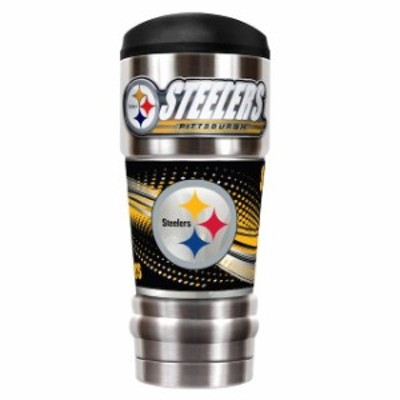 Great American Products ゲット アメリカン プロダクツ スポーツ用品  Pittsburgh Steelers The MVP 18oz. Tumbler