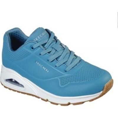 スケッチャーズ Skechers レディース スニーカー シューズ・靴 Uno Stand on Air Sneaker Slate