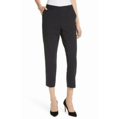 Nordstrom ノードストローム ファッション パンツ Nordstrom Signature NEW Black Womens Size 10 Cropped Dress Pants