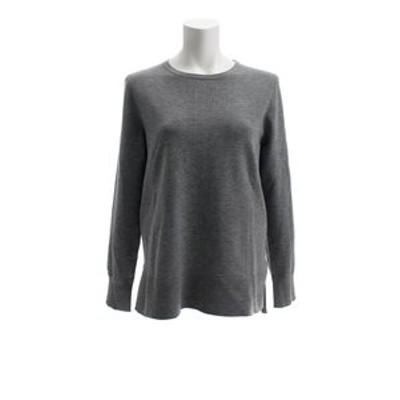 クルーネックセーター 872PA8NX3354MGRY