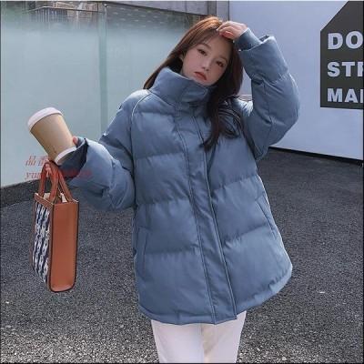 学生 希少 通学 上質コート 韓国風 レディース ショート丈コート カジュアル 防風 中綿ジャケット OL通勤 アウター 暖かい 上着 防寒