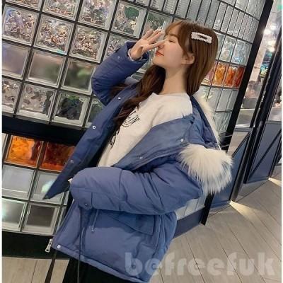 中綿ダウンコート レディース  40代 ショート 軽い 秋冬 アウター 中綿コート 中綿ジャケット ダウン風コート フード付き 厚