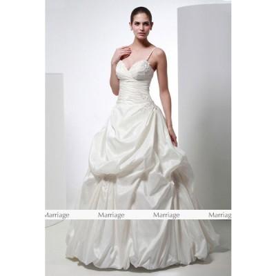 DA8158  ウェディングドレス  ウエディングドレス マタニティー対応