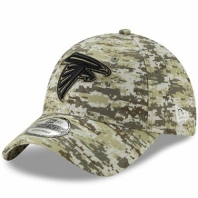 New Era ニュー エラ スポーツ用品  New Era Atlanta Falcons Camo Digi 9TWENTY Adjustable Hat