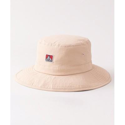 LB/S / 【BEN DAVIS/ベンデイビス】ウオッシャブルアドベンチャーハット/サファリハット ワンポイントブランドロゴ MEN 帽子 > ハット