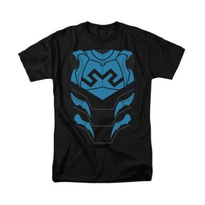 Tシャツ DCコミックス Blue Beetle Costume Justice League DC Comics Licensed Adult T Shirt