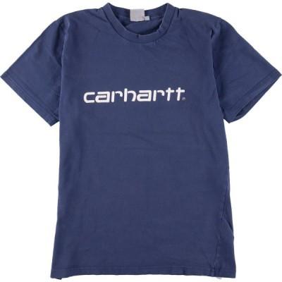 カーハート Carhartt 半袖 ロゴTシャツ メンズS /eaa173200