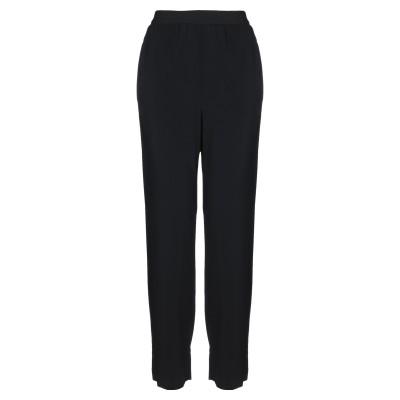 テッサ .TESSA パンツ ブラック 42 レーヨン 95% / ポリウレタン 5% パンツ