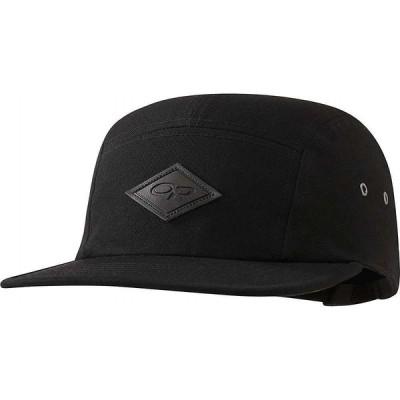 アウトドアリサーチ Outdoor Research ユニセックス キャップ 帽子 High 5 Panel Cap Black