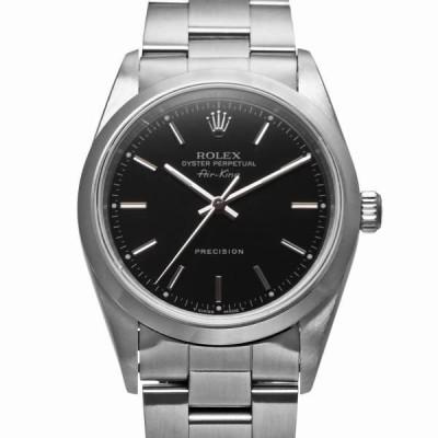ROLEX エアキング Ref.14000 中古品 メンズ 腕時計