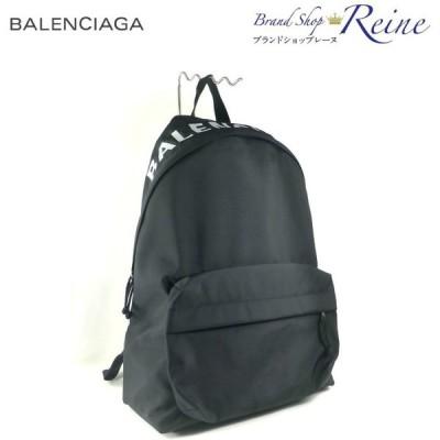 バレンシアガ(BALENCIAGA) WHEEL ホイール バックパック リュック 507460 BLACK メンズ 新品
