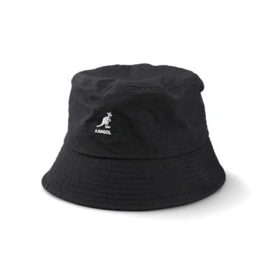 帽子 ハット KANGOL/カンゴール/SMU Nylon Bucket Hat/ナイロンバケットハット