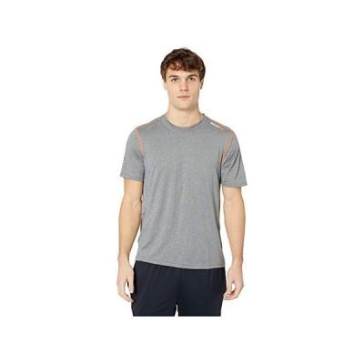 ティンバーランド Wicking Good Sport Short Sleeve Shirt メンズ シャツ トップス Medium Grey Heather