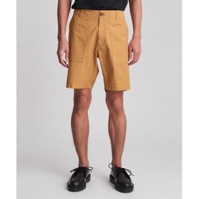 パンツ Evan Washed Shorts