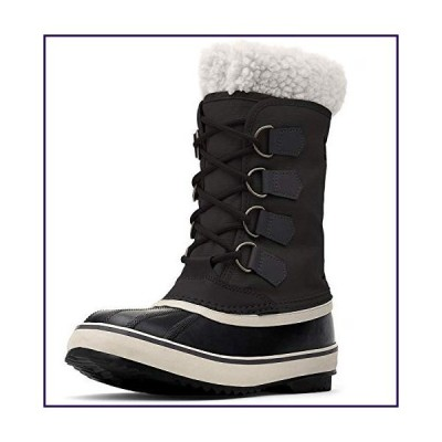 Sorel Women's Winter Carnival Boot,Black/Stone,10 M US【並行輸入品】