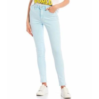 リーバイス レディース デニムパンツ ボトムス Levi'sR 721 High Rise Skinny Jeans Blue Topaz Hazy