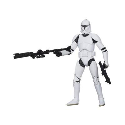 Hasbro Star Wars The Black Series Clone Trooper 6 inch Figure (No.14) 並行輸入品
