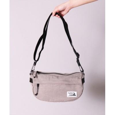BAYBLO / 【Healthknit Product】止水ファスナー 撥水 ショルダーバッグ(LG) MEN バッグ > ショルダーバッグ