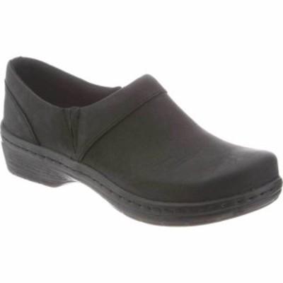 クロッグス Klogs レディース シューズ・靴 Mission Black Oiled