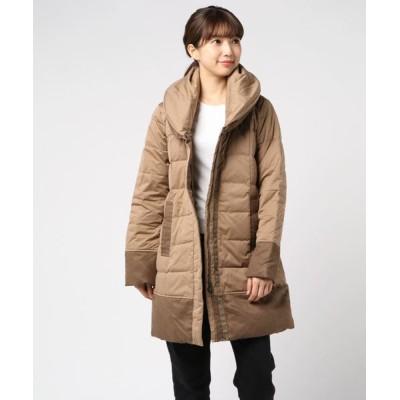 FIGURE / 【YOSOOU】TWO PIECE COLLAR COAT WOMEN ジャケット/アウター > ダウンジャケット/コート