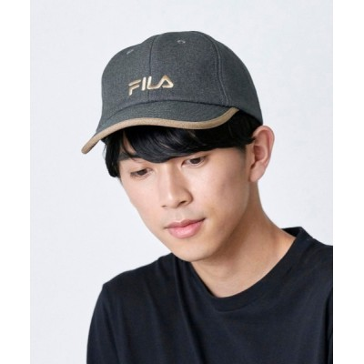 OVERRIDE / FLM MA WASH SERGE CAP MEN 帽子 > キャップ