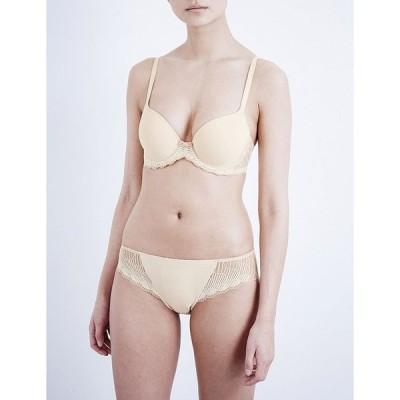 ワコール WACOAL レディース ブラジャーのみ インナー・下着 La Femme jersey underwired contour bra NUDE