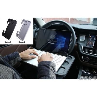 折り畳みテーブル バックシート 収納 ポケット テーブル 多機能 ドリンクホルダー 車載用 後部座席収納 パソコンテーブル カー用品