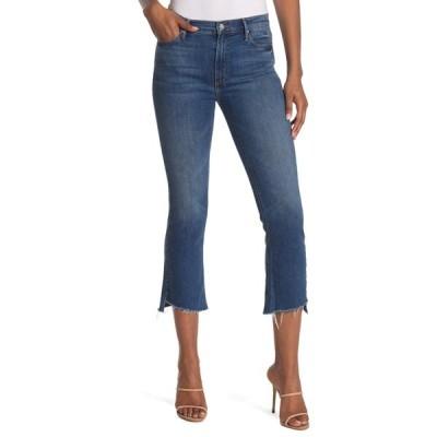 ブラックオーキッド レディース デニムパンツ ボトムス Cindy Slant Fray Hem Jeans LOOK AT HER