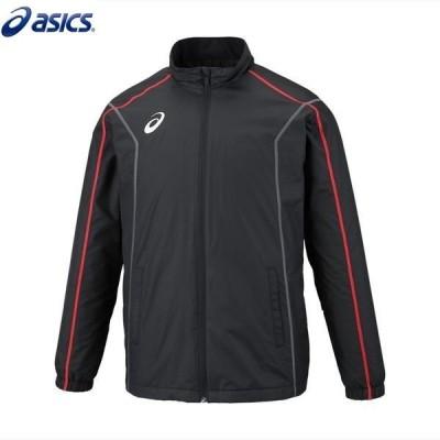 asics/アシックス 2031A240 トレーニング メンズ 裏トリコットブレーカージャケット(ステッチ)パフォーマンスブラック