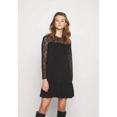 ジェイディーワイ レディース ワンピース トップス JDYSOPHIA DRESS  - Day dress - black black