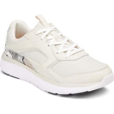 バイオニック VIONIC レディース スニーカー シューズ・靴 Adela Sneaker Cream Leather