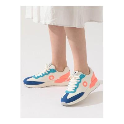 ECOALF エコアルフ PRINCE スニーカー / PRINCE SNEAKERS WOMAN レディース オレンジ(濃) 36(約23cm)