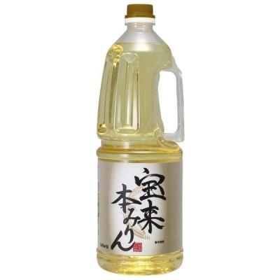 宝来みりん 味醂 国産 ペットボトル
