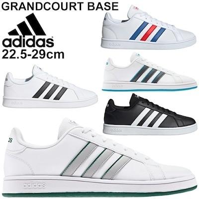 スニーカー メンズ シューズ アディダス adidas グランドコート GRANDCOURT BASE/コートスタイル ローカット くつ /GrandcourtBase父の日