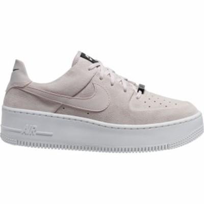 ナイキ レディース/ウーマン スニーカー Nike Air Force 1 Sage Low カジュアルシューズ Barely Rose/Barely Rose/White