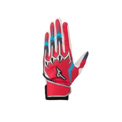 ミズノ ベースボール バッティング手袋(両手用) メンズ PALIレプリカ21SSゲンテイ手袋 1EJEA08762 21SP MIZUNO