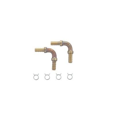 ペア樹脂管L金具セット T421-32S-10A