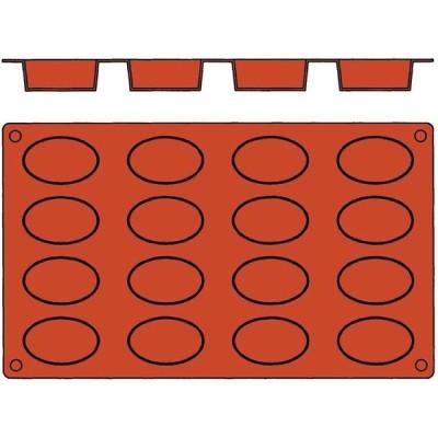 bourgeat EBM-7385200 ガストロフレックス 小判 S(1枚)2579.19(16ヶ取) (EBM7385200)