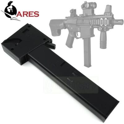 ARES M4 9mm マグアダプター 45連 マガジン1本付き