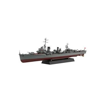 フジミ模型 1/350 艦NEXTシリーズ No.3 日本海軍陽炎型駆逐艦 雪風 色分け