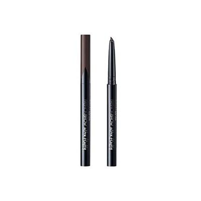 【3本セット】メイベリン アイブロウ ファッションブロウ パウダーインペンシル BR-1 自然な濃茶色 ウォータープルーフ