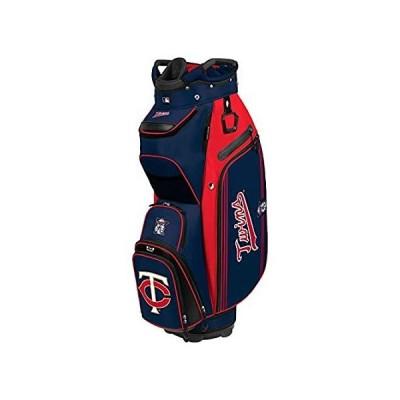 特別価格Minnesota Twins Bucket III Cooler Cart Golf Bag並行輸入品