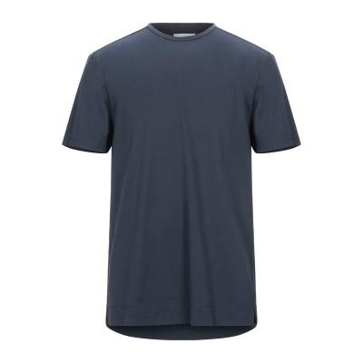 LIMITATO T シャツ ダークブルー S コットン 100% T シャツ