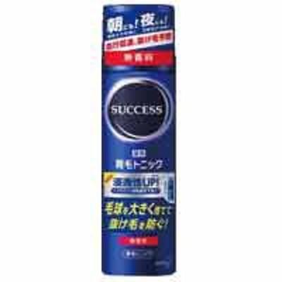 花王 サクセス 薬用 育毛トニック 無香料 180g 【医薬部外品】 4901301308900